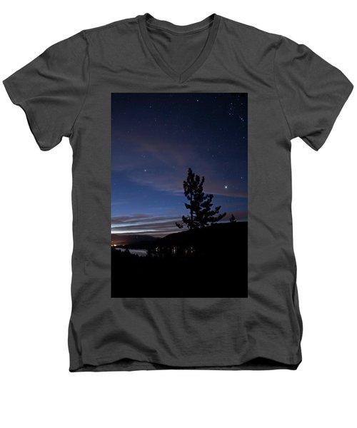 Overwatch Men's V-Neck T-Shirt