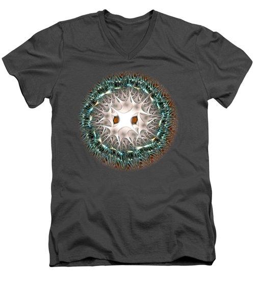 Owl Spirit Men's V-Neck T-Shirt