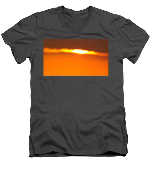 Ozark Sunset 2 Men's V-Neck T-Shirt