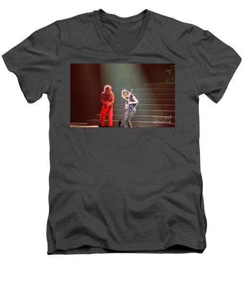 Ozzy 4 Men's V-Neck T-Shirt