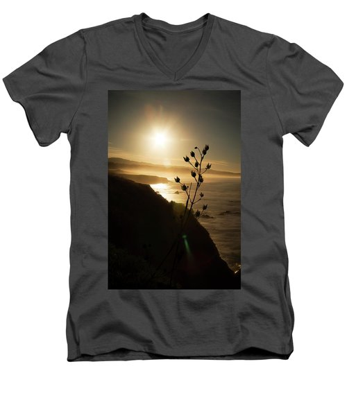 Pacific Coast Men's V-Neck T-Shirt