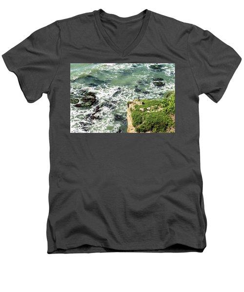 Pacific Overlook Men's V-Neck T-Shirt