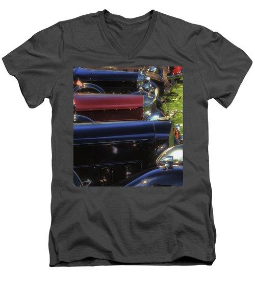 Packard Row Men's V-Neck T-Shirt