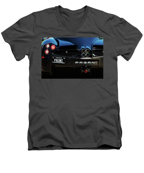 Pagani Texas Men's V-Neck T-Shirt