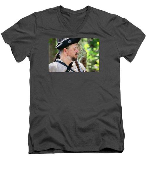 Page 18 Men's V-Neck T-Shirt