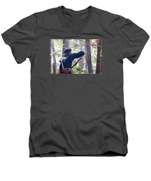Page 29 Men's V-Neck T-Shirt