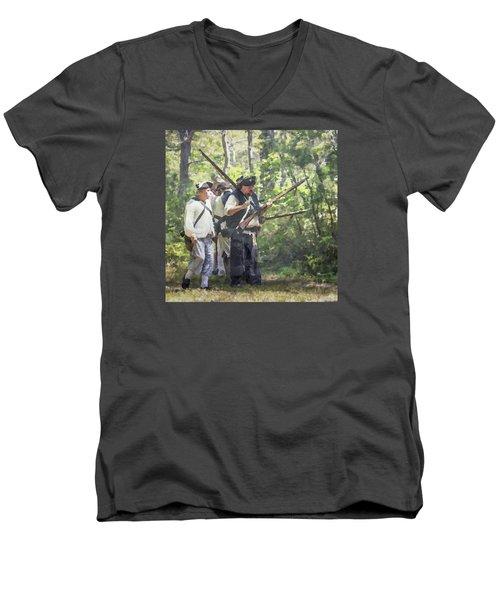 Page 30 Men's V-Neck T-Shirt