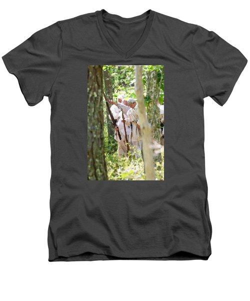 Page 33 Men's V-Neck T-Shirt