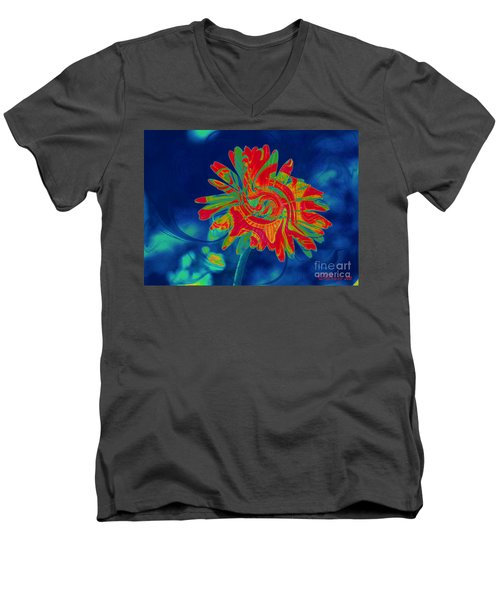 Paisley Gerber Men's V-Neck T-Shirt