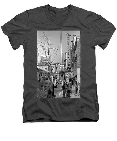 Palace Theatre, 1974 Men's V-Neck T-Shirt