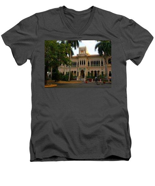 Palacio De Valle Men's V-Neck T-Shirt