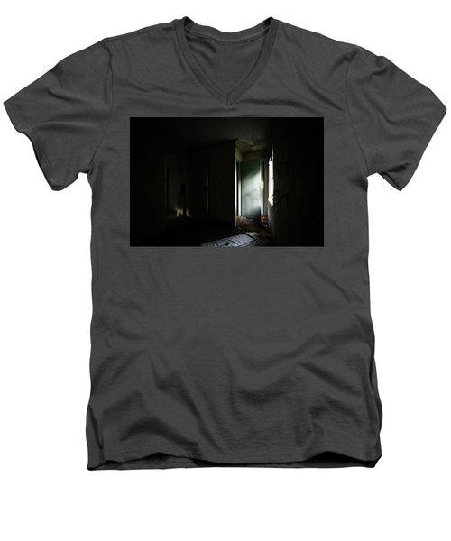 Pale Green Door Men's V-Neck T-Shirt