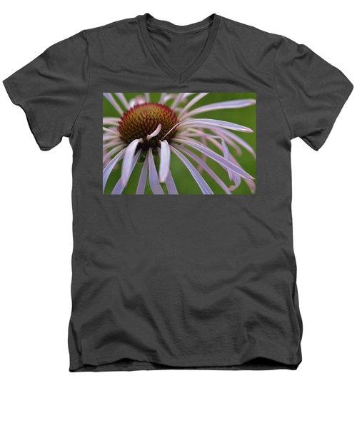 Pale Petals Men's V-Neck T-Shirt
