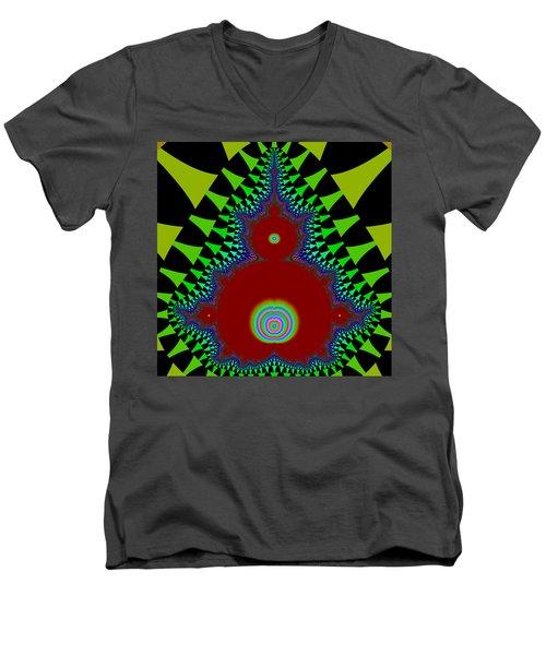 Pallygages Men's V-Neck T-Shirt