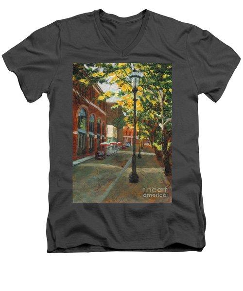 Palmer Street Men's V-Neck T-Shirt