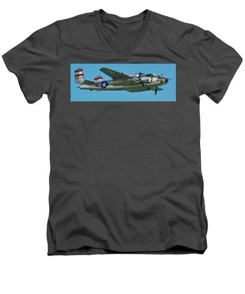 Panchito Men's V-Neck T-Shirt