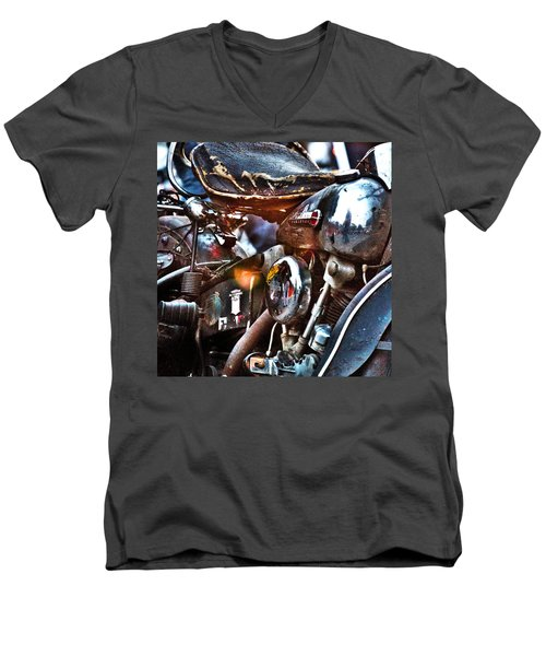 Panhead 1 Men's V-Neck T-Shirt
