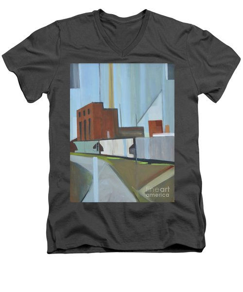 Paperboard Factory Bogota Nj Men's V-Neck T-Shirt
