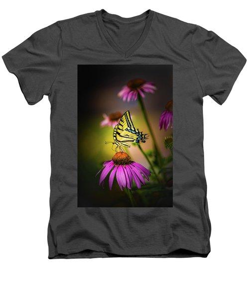 Papilio Men's V-Neck T-Shirt