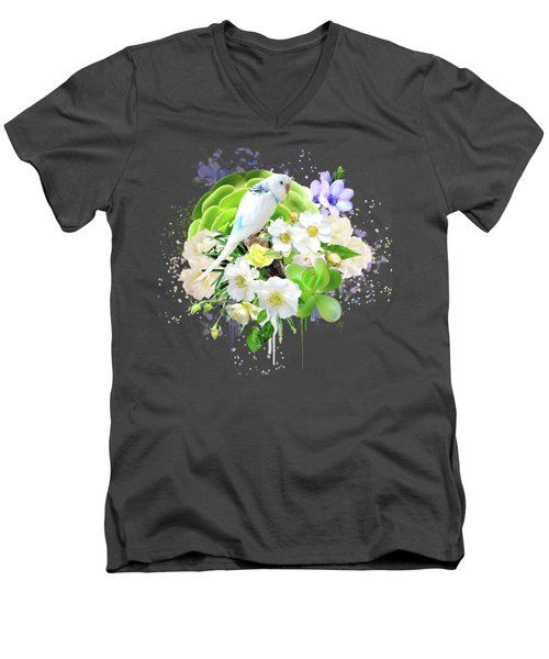 Paradise Men's V-Neck T-Shirt