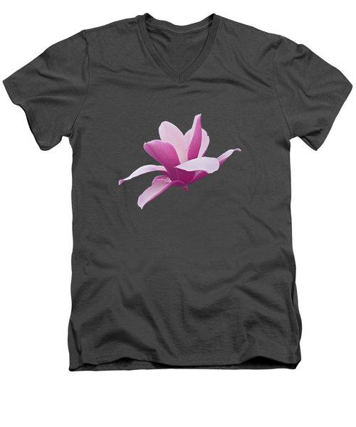 Paradox In Bloom Men's V-Neck T-Shirt