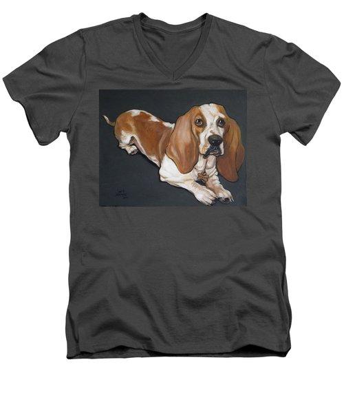 Pardner Men's V-Neck T-Shirt