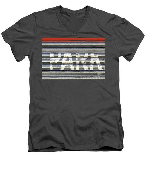 Park Here Men's V-Neck T-Shirt