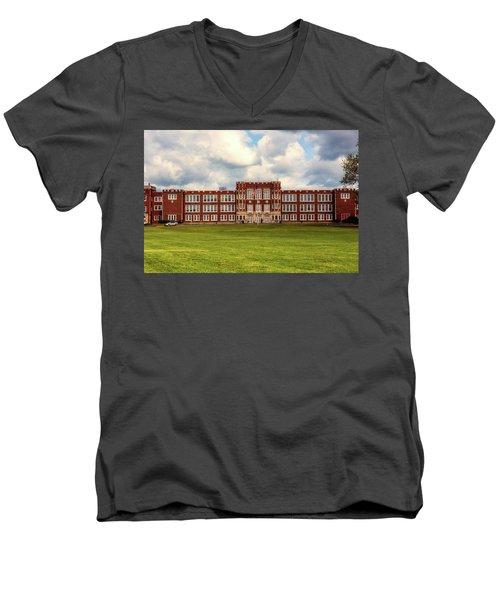 Parkersburg High School - West Virginia Men's V-Neck T-Shirt by L O C