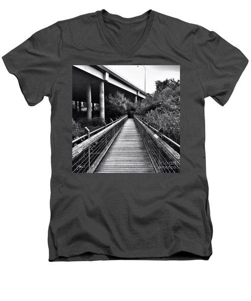 Passageways Men's V-Neck T-Shirt