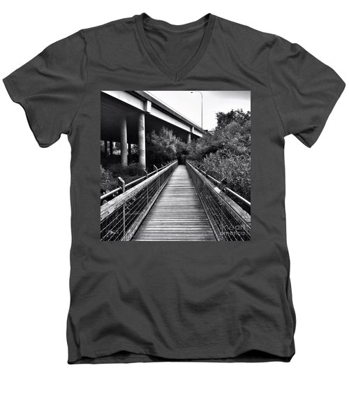 Passageways Men's V-Neck T-Shirt