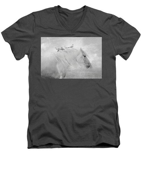 Passengers Men's V-Neck T-Shirt