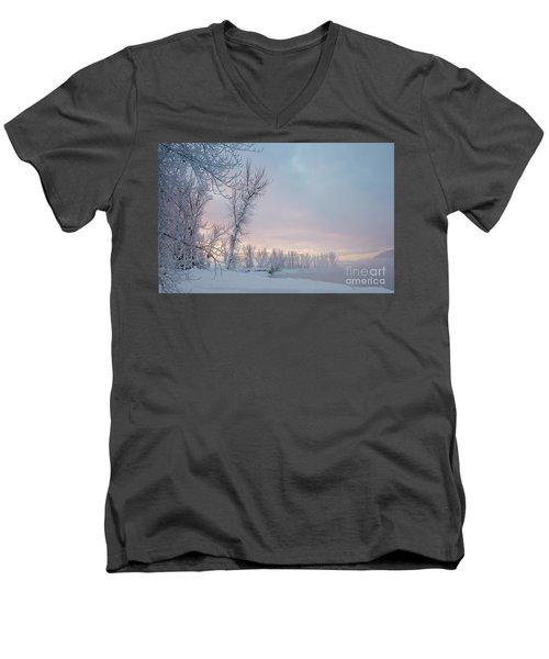 Pastel Dawn Men's V-Neck T-Shirt