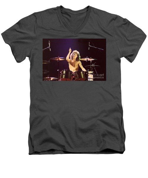Pat Travers 3 Men's V-Neck T-Shirt