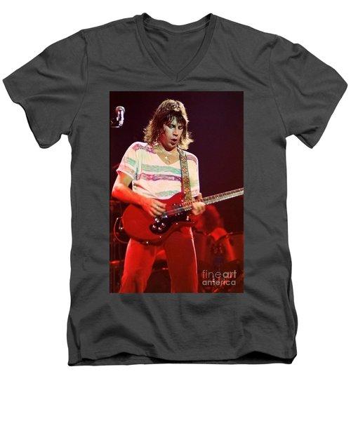 Pat Travers 4 Men's V-Neck T-Shirt