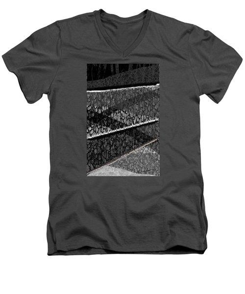 Path To Home Men's V-Neck T-Shirt