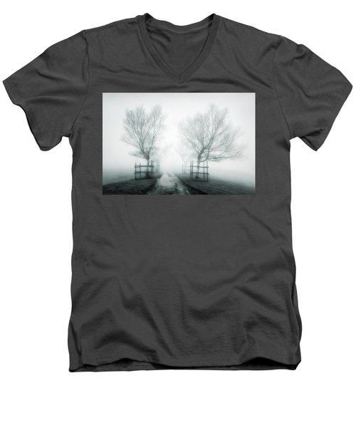 Path To Nowhere II Men's V-Neck T-Shirt