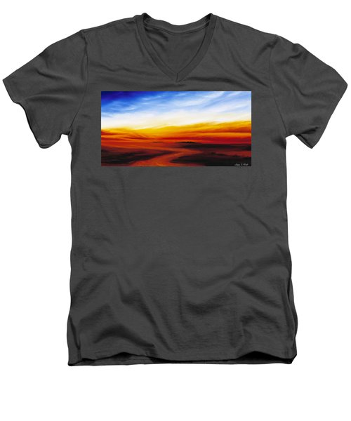 Path To Redemption Men's V-Neck T-Shirt