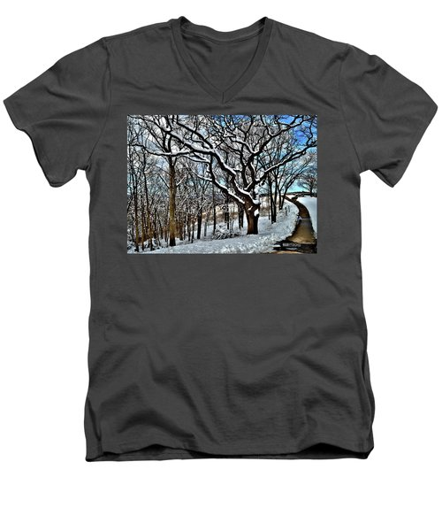 Path To The Lookout Men's V-Neck T-Shirt