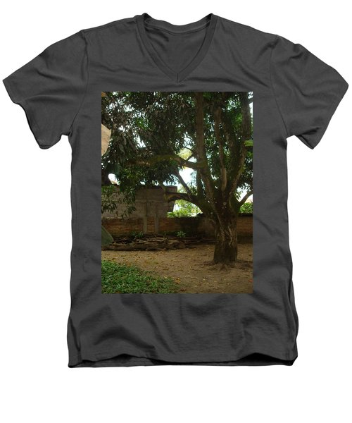 Patio 6 Men's V-Neck T-Shirt