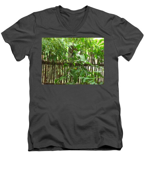 Patio Men's V-Neck T-Shirt