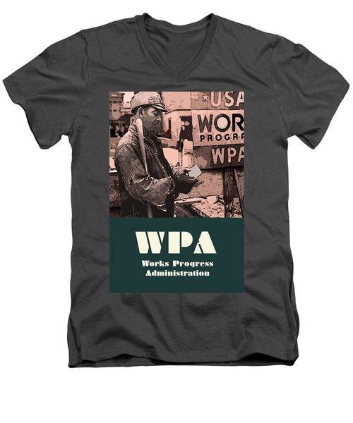 Payday Men's V-Neck T-Shirt