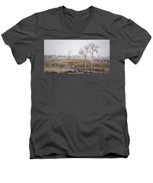Paynton Pastures Men's V-Neck T-Shirt