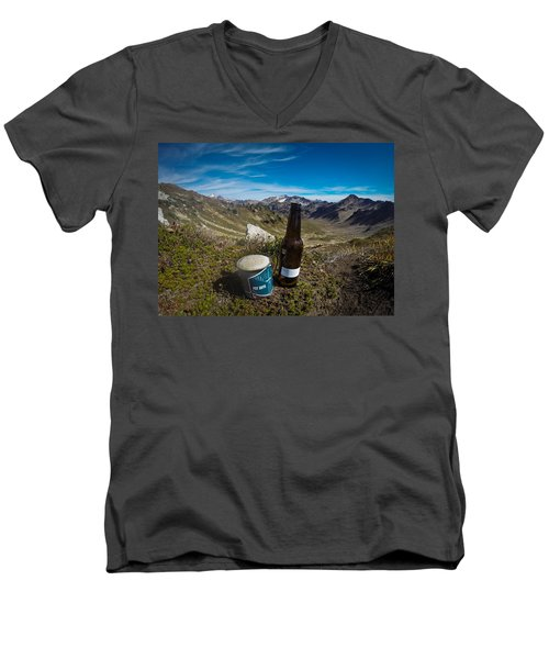 Pct Blues Men's V-Neck T-Shirt