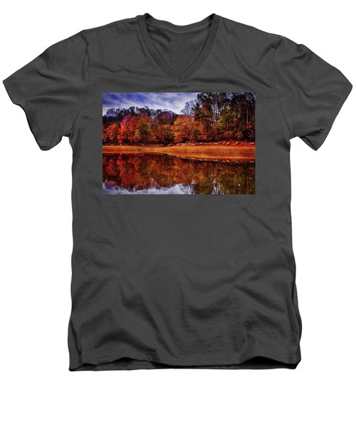 Peak? Nope, Not Yet Men's V-Neck T-Shirt