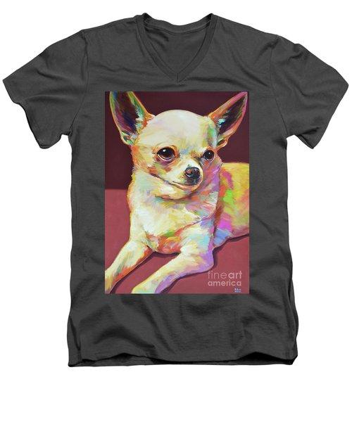 Pedro Men's V-Neck T-Shirt