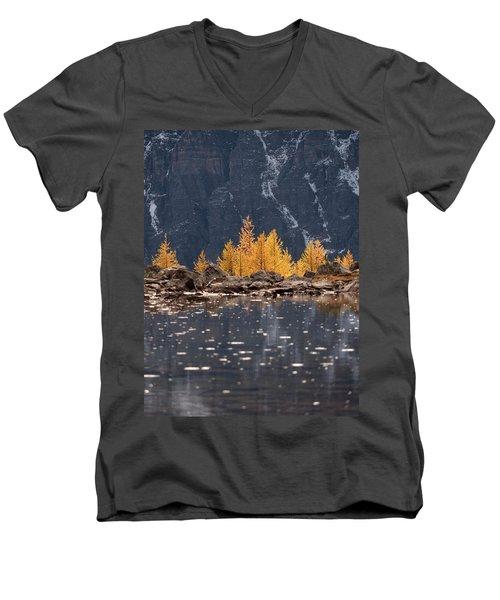 Peek A Boo Men's V-Neck T-Shirt