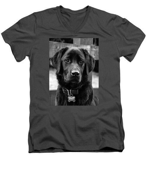 Peggy Men's V-Neck T-Shirt