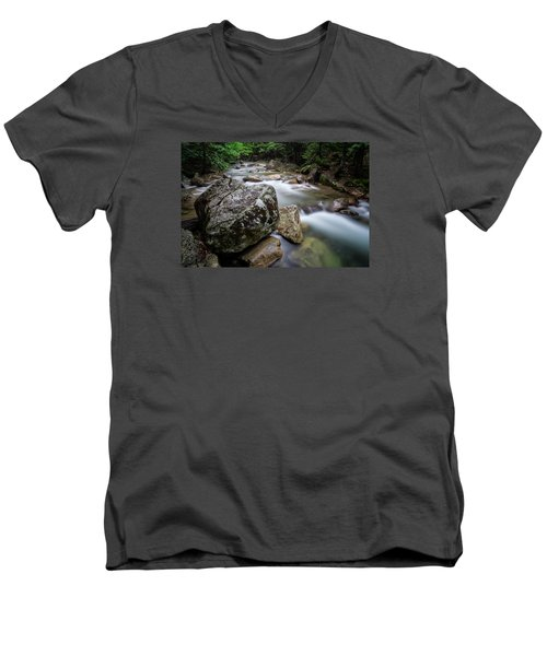 Pemi-basin Trail Men's V-Neck T-Shirt