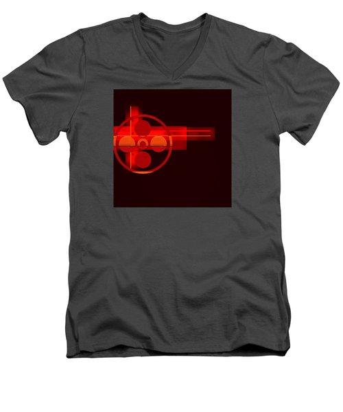 Penman Original- 270 Men's V-Neck T-Shirt by Andrew Penman