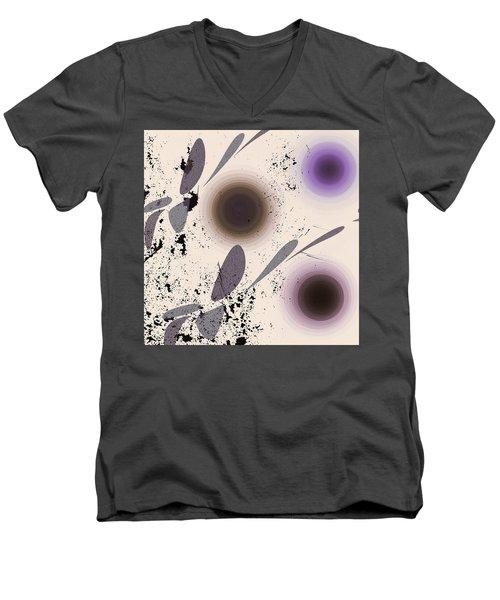 Penman Original-846 Men's V-Neck T-Shirt by Andrew Penman